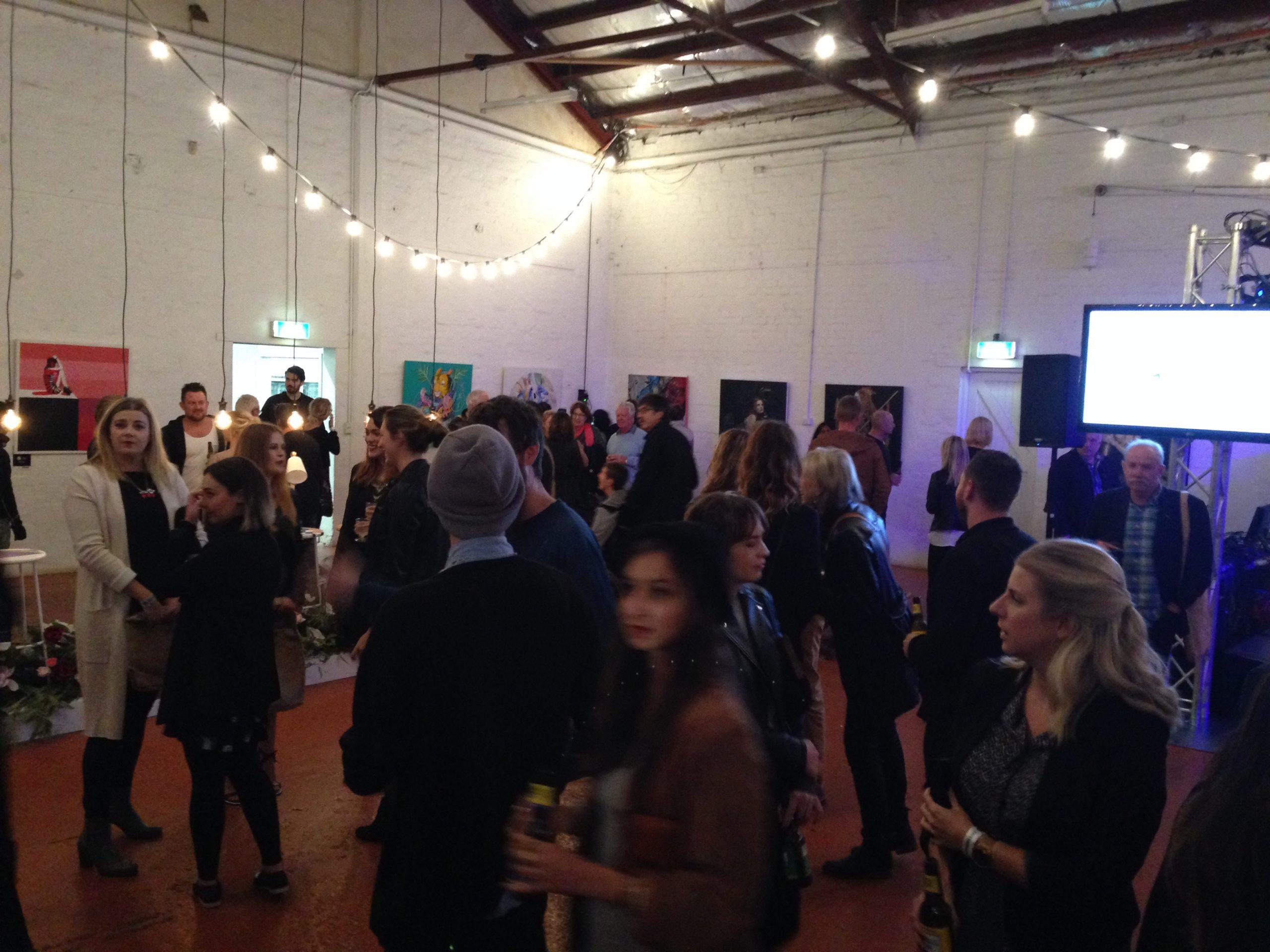 take a seat exhibition art event perth