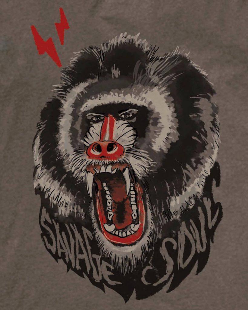 Inditex boy t-shirt design